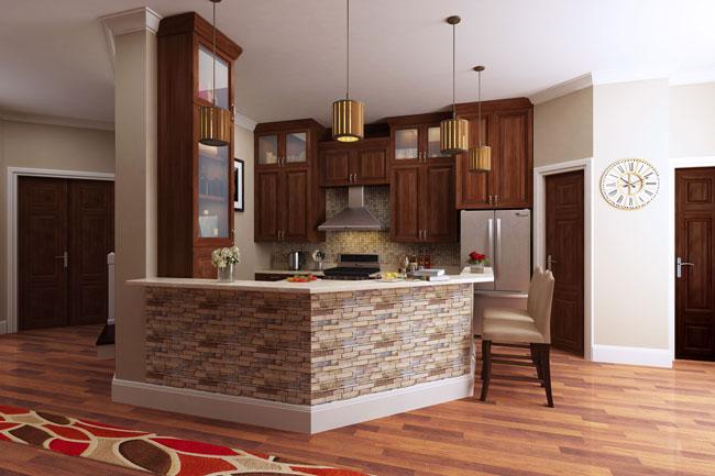 Kitchen Cabinets Ideas Best Mid Range Level Zitzat